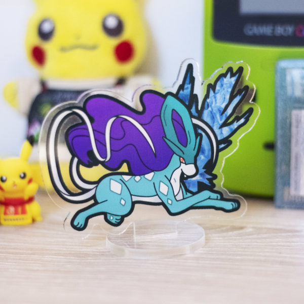 Suicune regular acrylic stand!